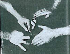 Hands Scraping, 1968