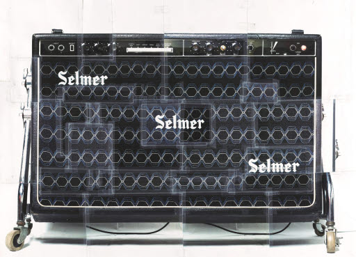 Selmer Thunderbird ('The Amps' series), 2013
