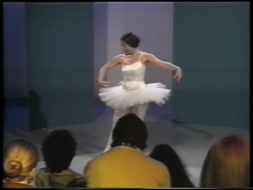 The Little Match Girl Ballet, 1975