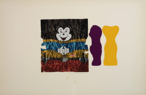 Sombras e chocolates (Mickey), 1966