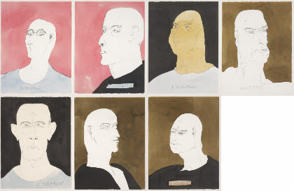 Criminali / 7 portraits, 1992